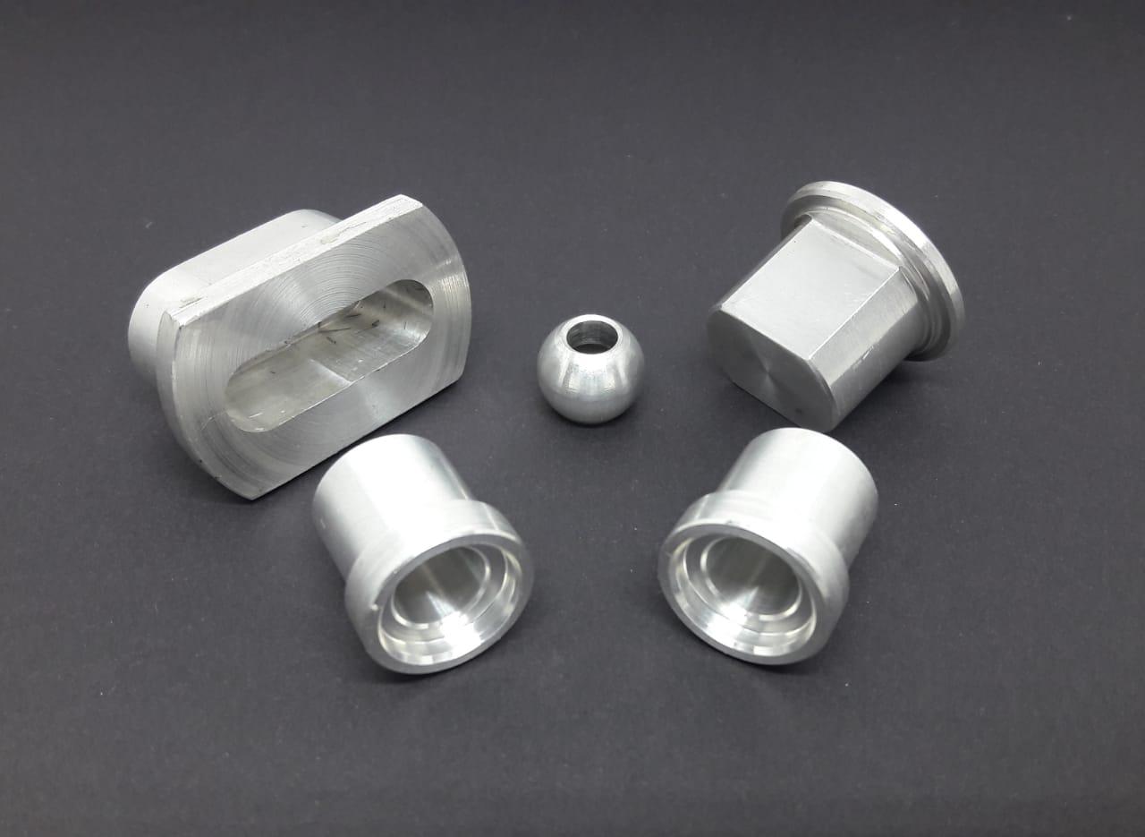 Kit Buchas Trambulador VW AP em Aluminio