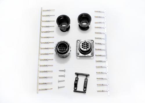 Kit Conector Circular 14 vias