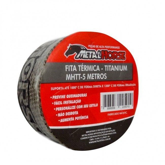Manta Termica Titanium Rolo 5M