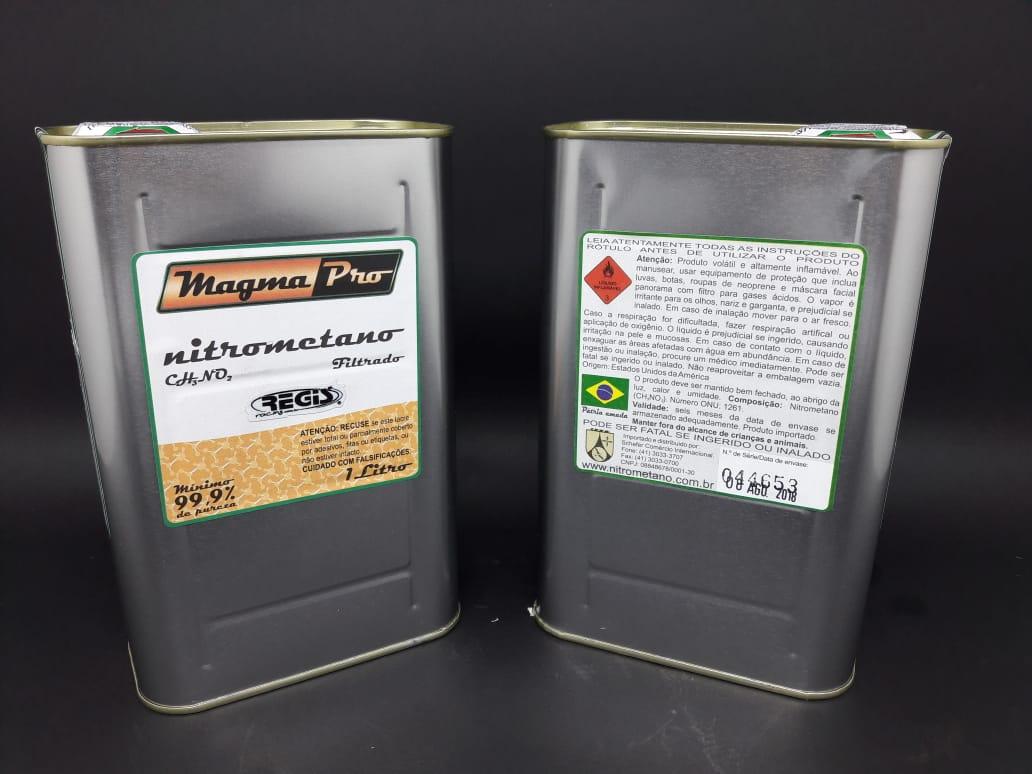 Nitrometano 1L - MagmaPro