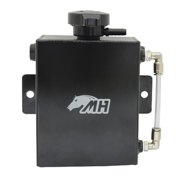 Reservatorio de Expansão Pressurizado - 1.1BAR - 1,5L Metal Horse