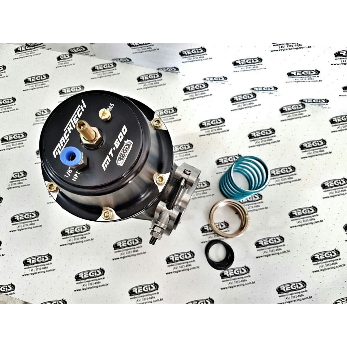 Valvula Wastegate Macktech MT-600