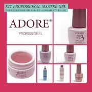 Kit Profissional Master Gel