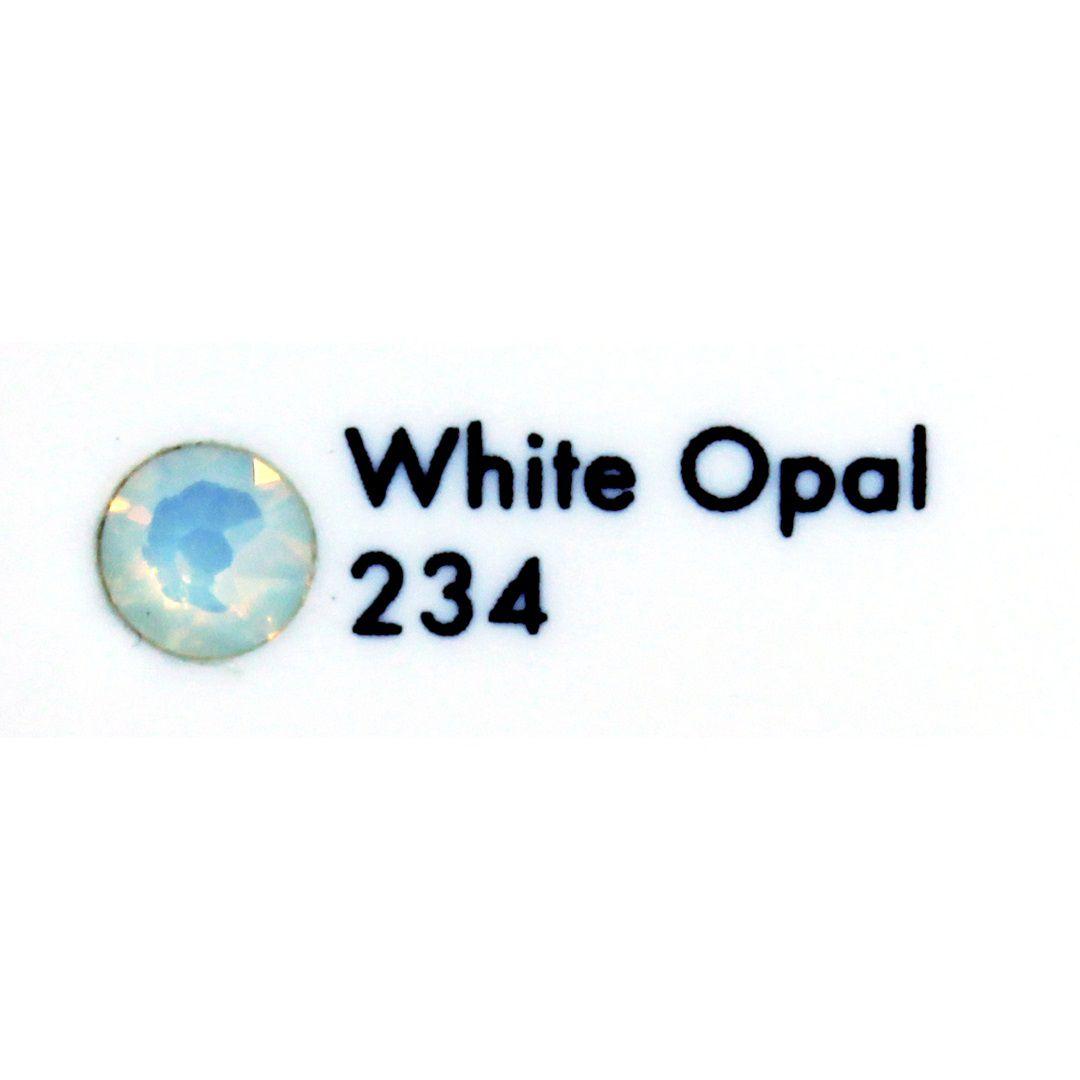 Cristal Swarovski White Opal