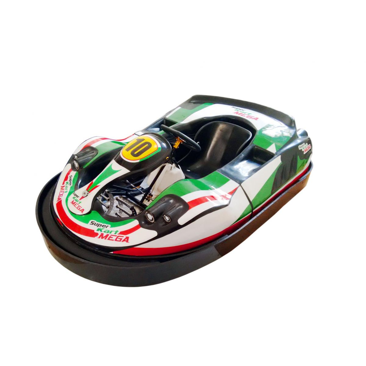 Kart Indoor Carenado com Amortecedor de Choque - 836