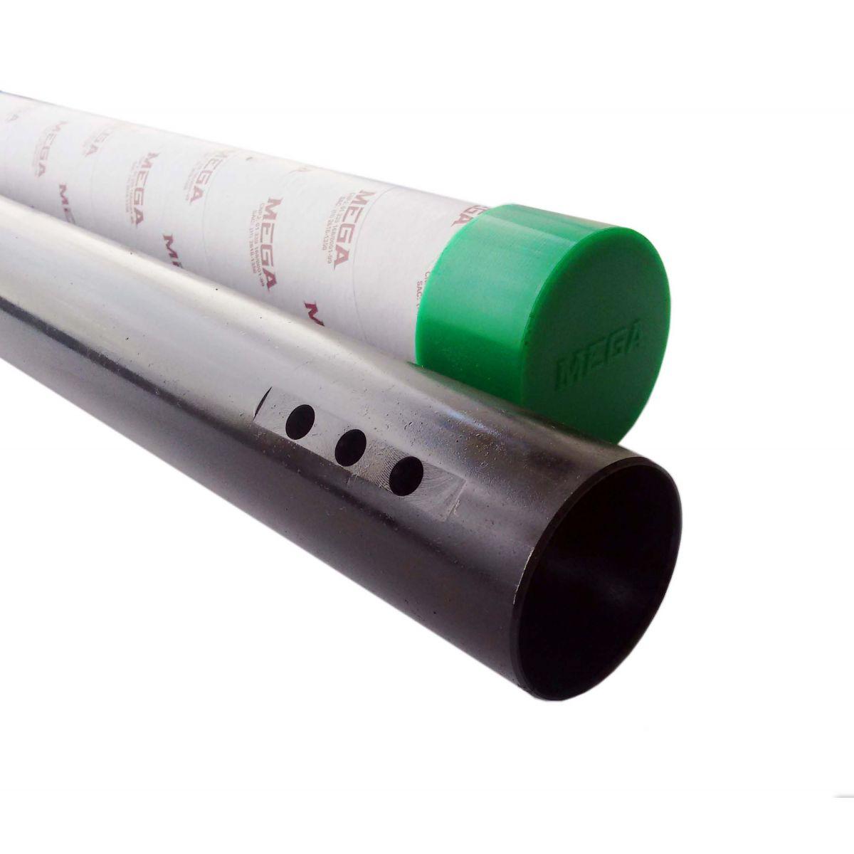 Eixo 50x2mm  Verde  Mole - 111