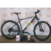 Bicicleta GT Avalanche Sport 29 2019 - 27v Alivio/Altus - Freio Hidráulico