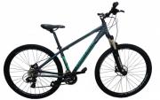 Bicicleta HIGH ONE Optimus aro 29 - Shimano Tourney 24v - Freio Hidráulico