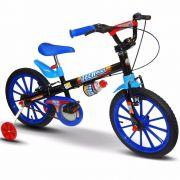 Bicicleta NATHOR aro 16 - Tech Boys