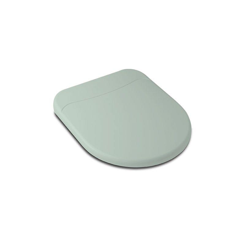 Assento Sanitário Polipropileno Plus Riviera/Smart Celite Água Marinha