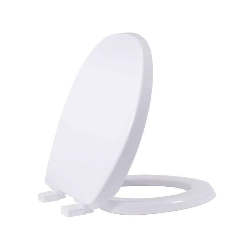 Assento Sanitário PP Soft Close Universal Solution Branco Tupan