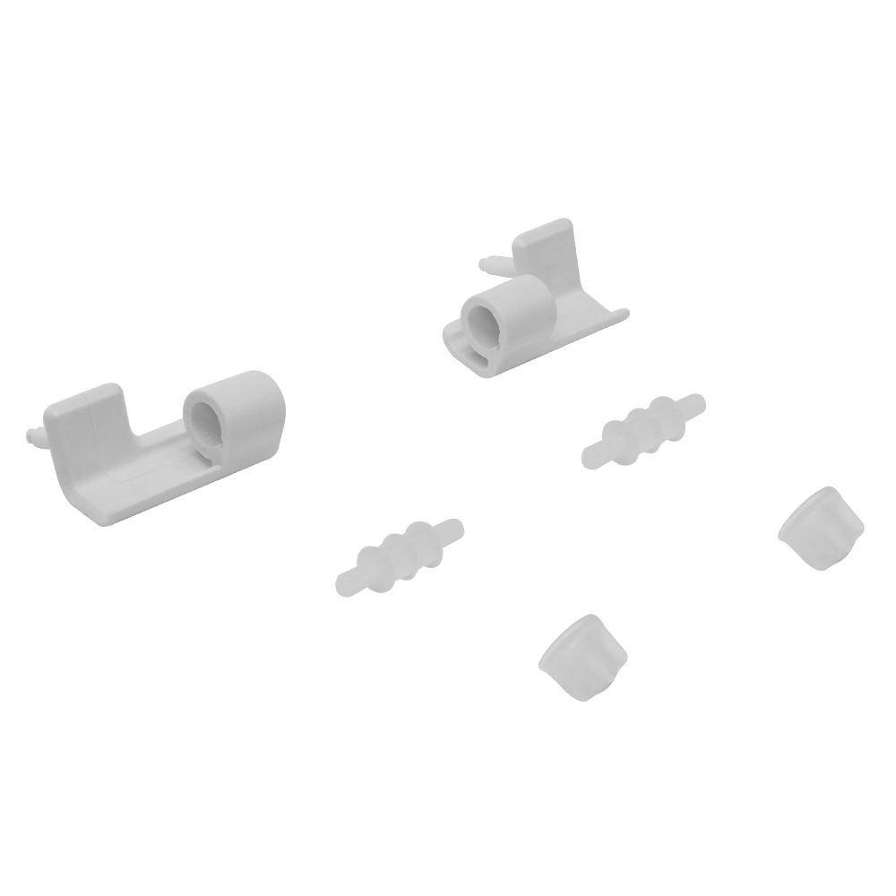 Parafusos Fixação para Assento Calypso Branco Tupan
