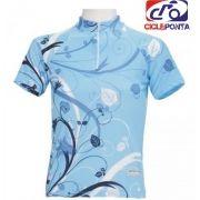 Camisa ciclismo feminina refactor