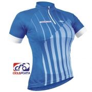 Camisa Ciclismo Feminina Refactor RunaWay