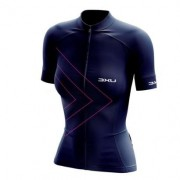 Camisa de Ciclismo Refactor 3xU Macan Feminina