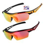 Óculos para ciclismo GUB completo polarizado com 3 lentes 782f0068fa
