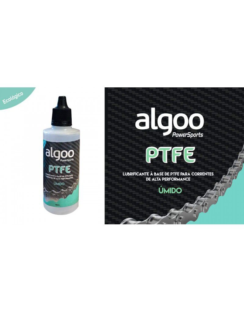 ALGOO power sports - LUBRIFICANTE PTFE ÚMIDO