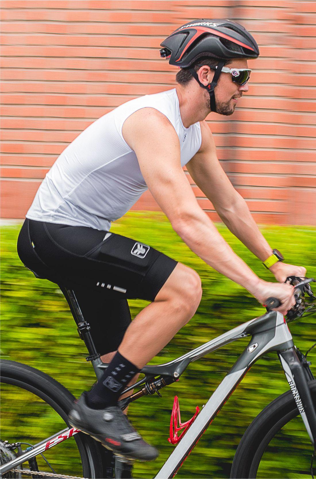 Bermuda de Ciclismo Masculina Sport Free force