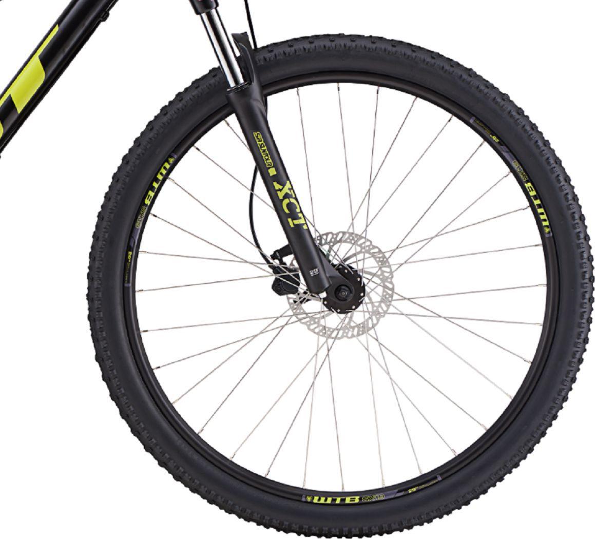 "Bicicleta 29"" GT Avalanche Sport 18v 2x9 - Alívio- Altus - preta"