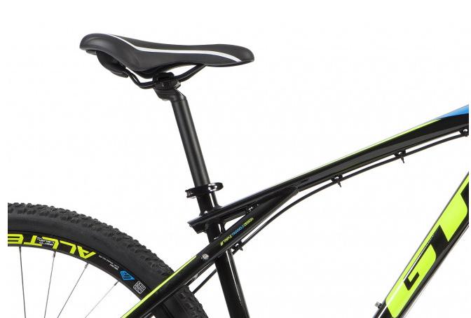 """Bicicleta 29"""" GT Timberline - 24v -Altus - Acera - preta"""