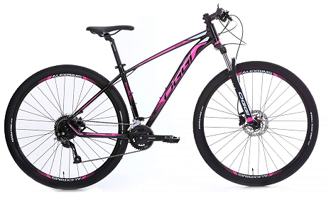 "Bicicleta 29"" Oggi 7.0 Big Wheel cor pink - 18V - 2020"