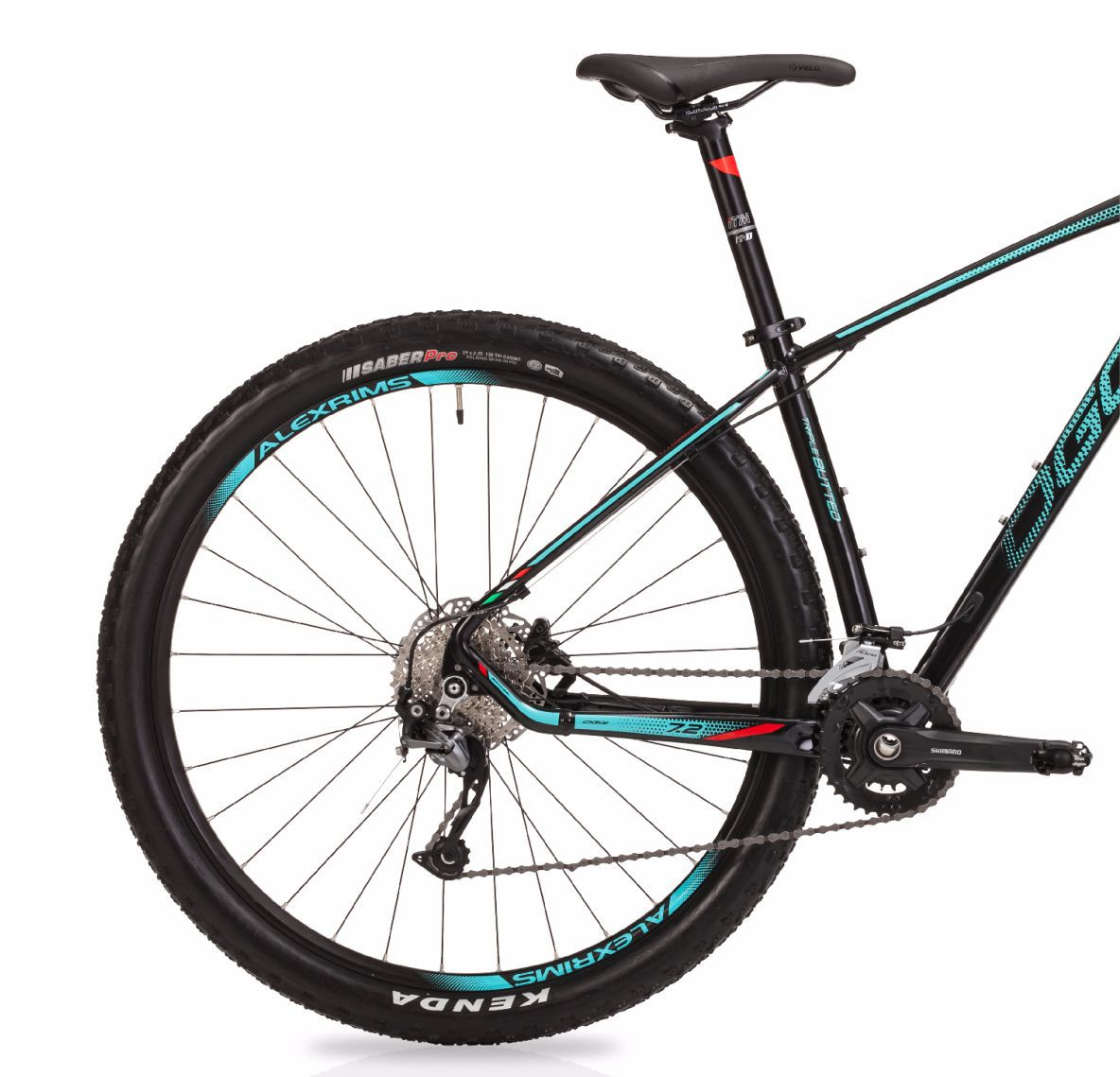 "Bicicleta 29"" Oggi 7.2 Big Wheel 18V - cor azul"