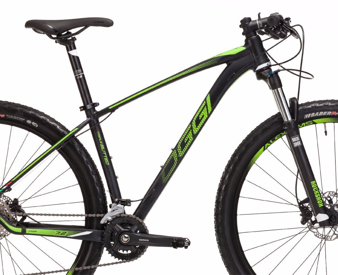 "Bicicleta 29"" Oggi 7.2 Big Wheel 18V - cor verde"