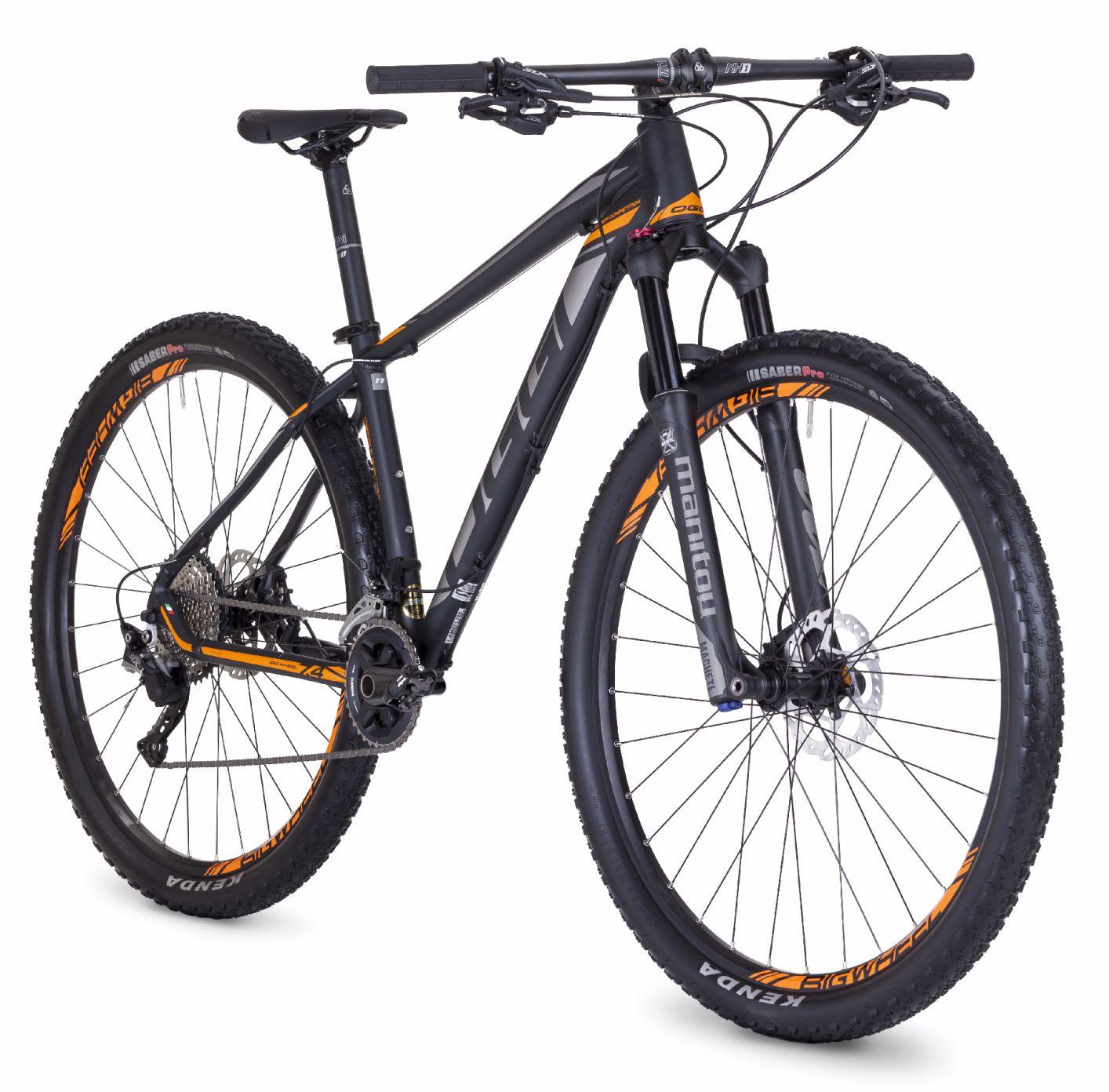 "Bicicleta 29"" Oggi 7.4 Big Wheel  -22V  SLX LARANJA"