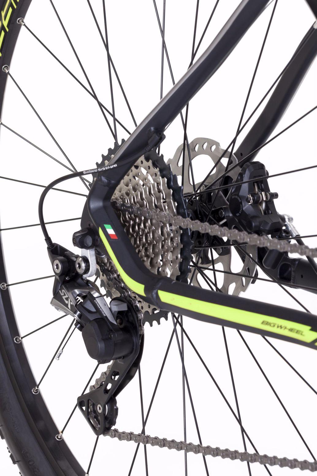 "Bicicleta 29"" Oggi 7.4 Big Wheel  - 2019 - 22V  SLX verde"