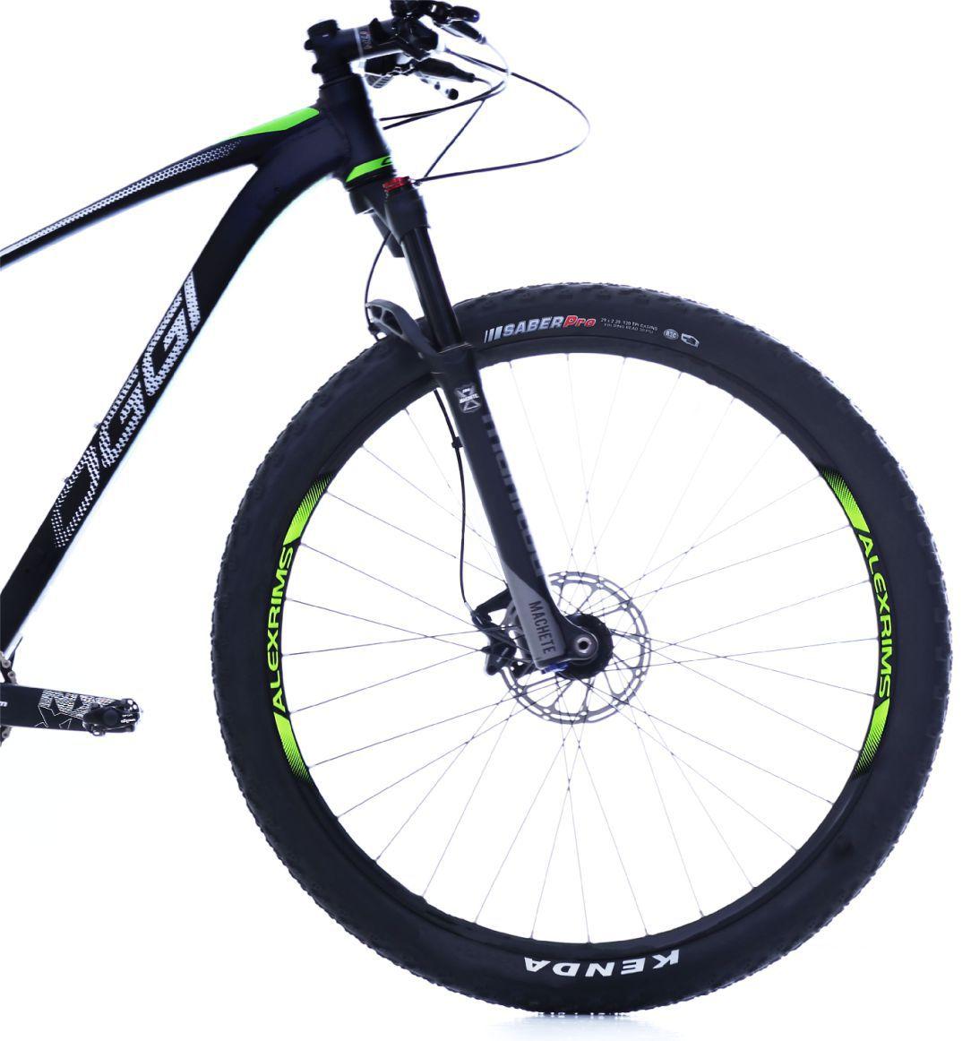 "Bicicleta 29"" Oggi 7.5 Big Wheel 12v cor verde 2019"