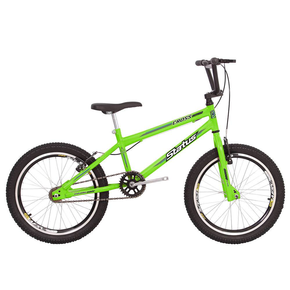 Bicicleta Aro 20 Status Cross Aero