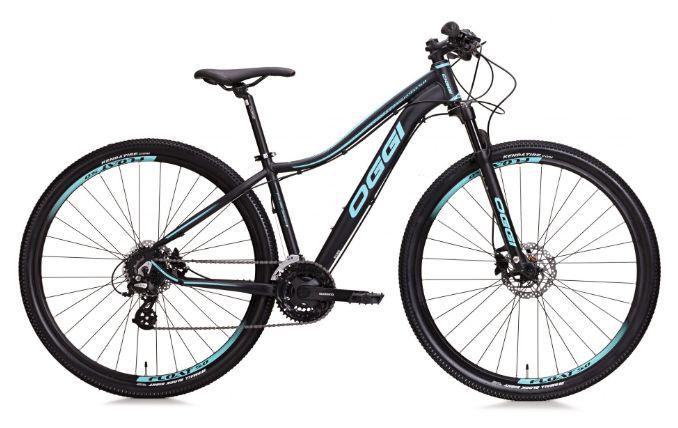 Bicicleta aro 29 Oggi Float 5.0 - 27v Feminina