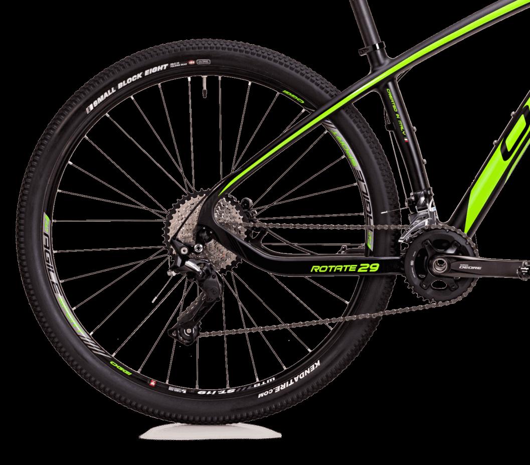 Bicicleta Oggi Agile Sport Carbon 29 - 2018