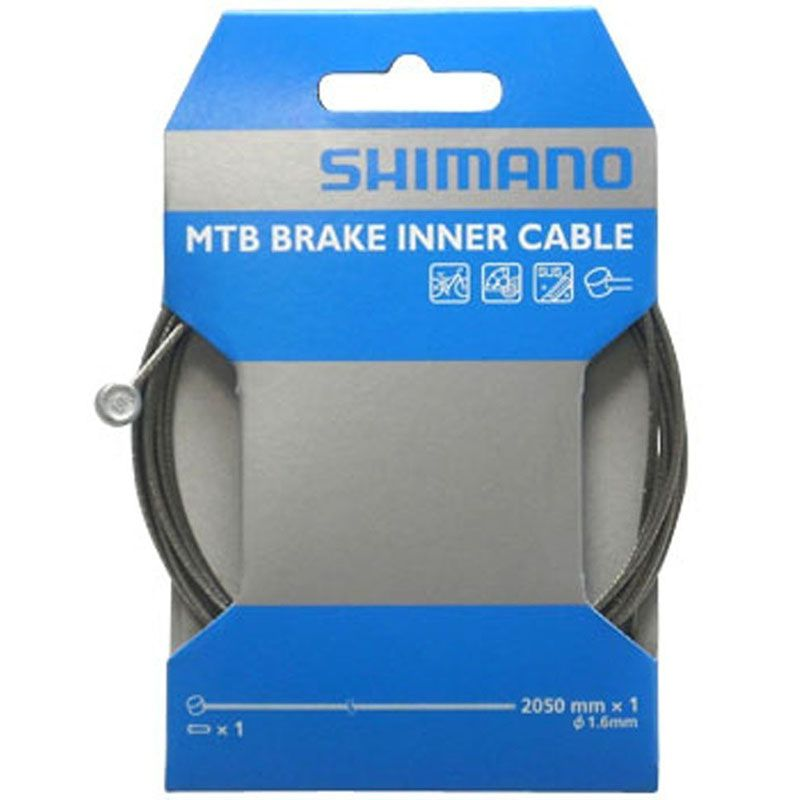 Cabo de Freio Shimano 1.6mmx2050mm inoxidável