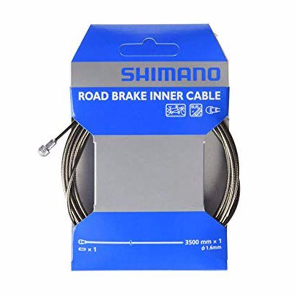 Cabo para Freio Speed em  aço Inox Shimano 3500mm