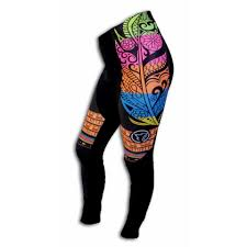 Calça Ciclismo Black Mountaim Feather Feminina