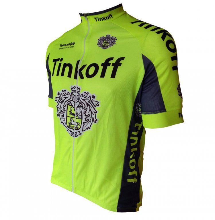 Camisa Barbedo Saxo Tinkoff