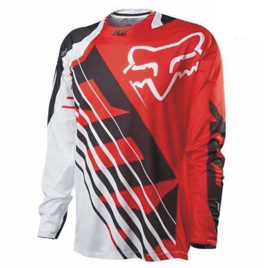 Camisa Ciclismo Downhill/freeride Demo Savant Fox