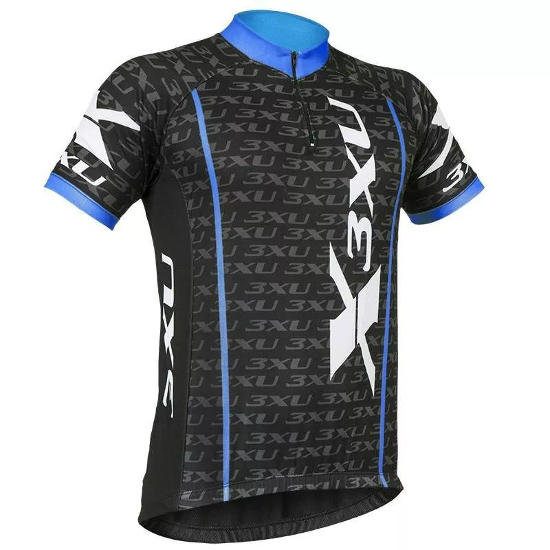 CAMISA CICLISMO MASCULINA REFACTOR 3XU MULTIPLIED