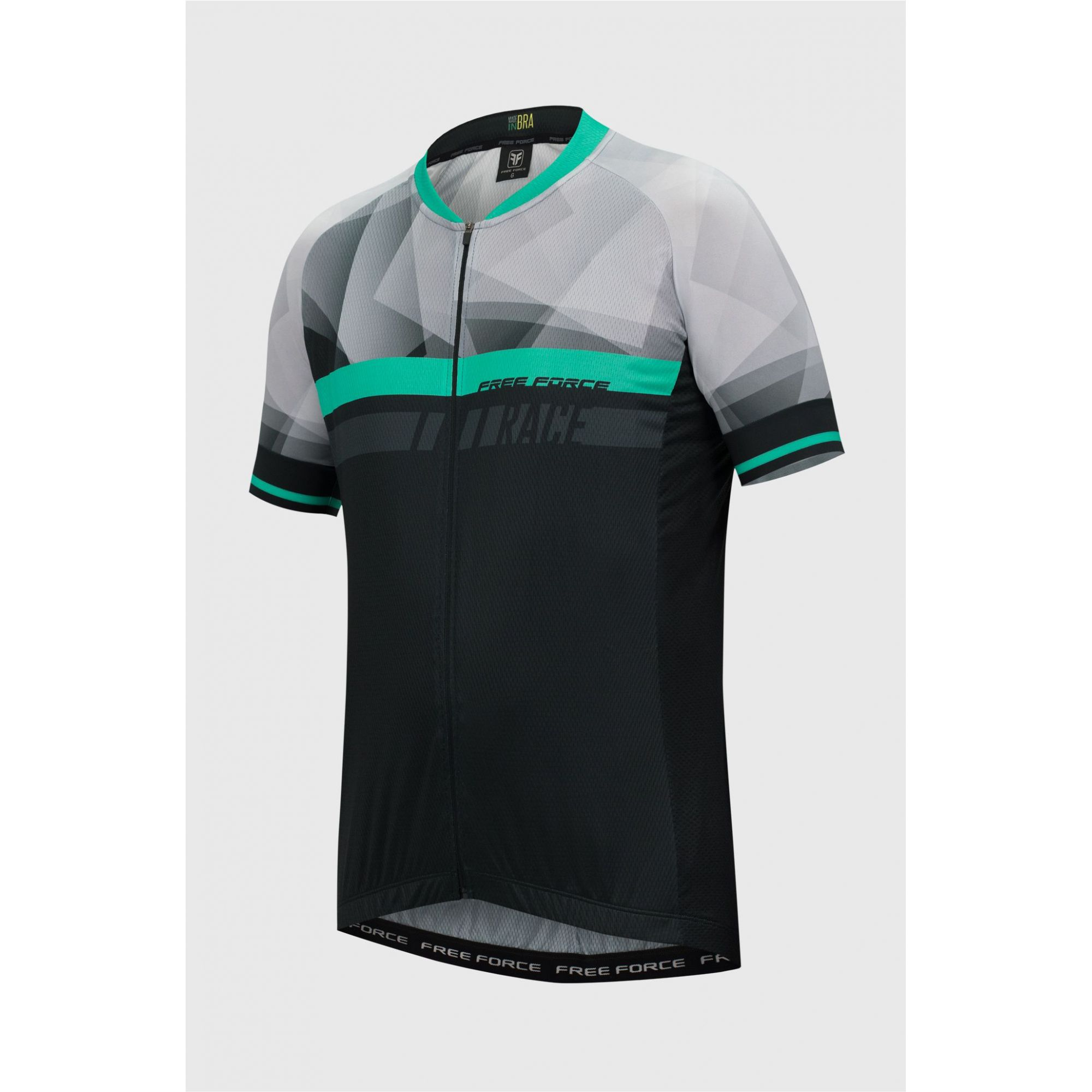 Camisa de Ciclismo Masculina Sport System Free Force