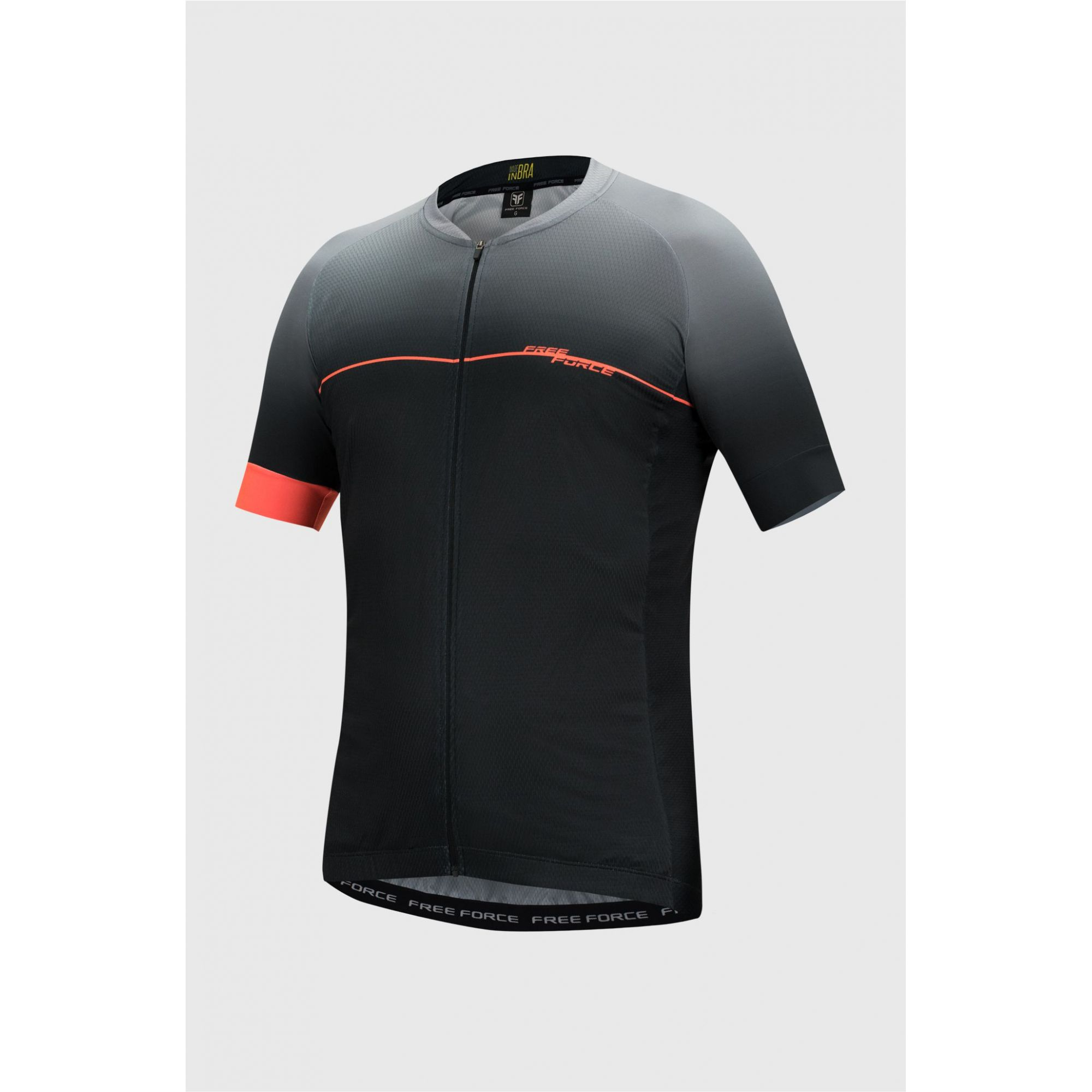 Camisa de Ciclismo Masculina Sport Vulk Free Force