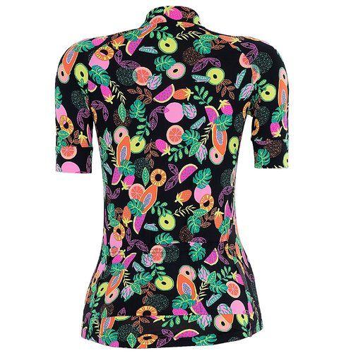 Camisa feminina Fanny Tutti-Fruti Marcio May
