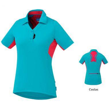 Camisa Shimano Polo MS11W Feminina