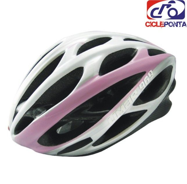 7d4dec277 Capacete Ciclismo Limar Speed Carbon 969 Rosa-Branco - Cicle Ponta Bikes