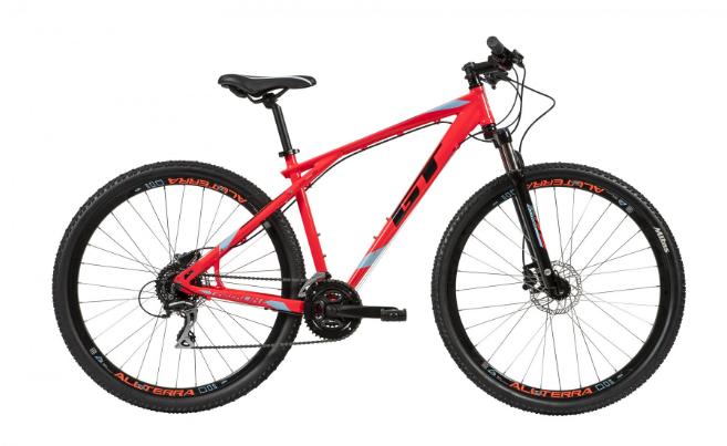 "Bicicleta 29"" GT Timberline - 24v -Altus - Acera - Laranja"