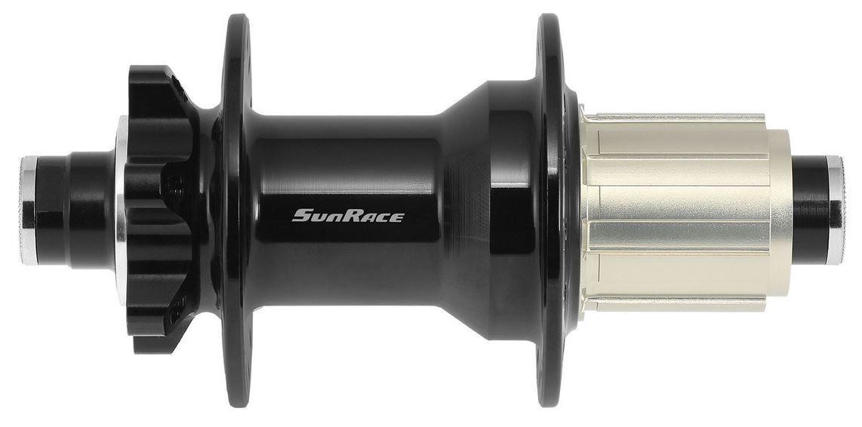 CUBO TRASEIRO SUNRACE ROLAMENTO MX92 32F- eixo 12mm