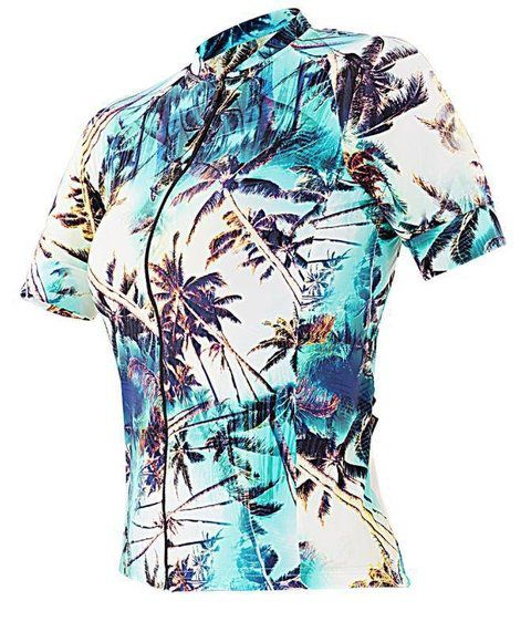 Camisa feminina Fanny Califórnia Marcio May