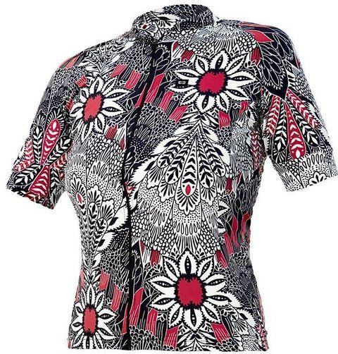 Camisa feminina Fanny Colorado Marcio May