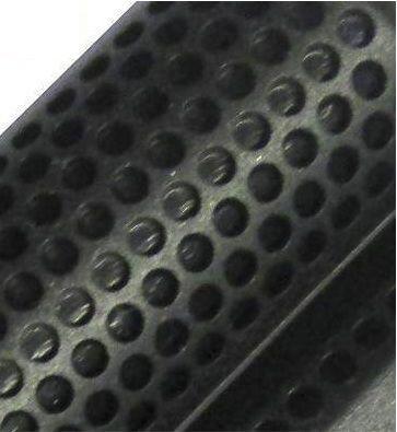 Manopla para guidão de bicicleta - VLG-1643A em Silicone Injetado 125mm