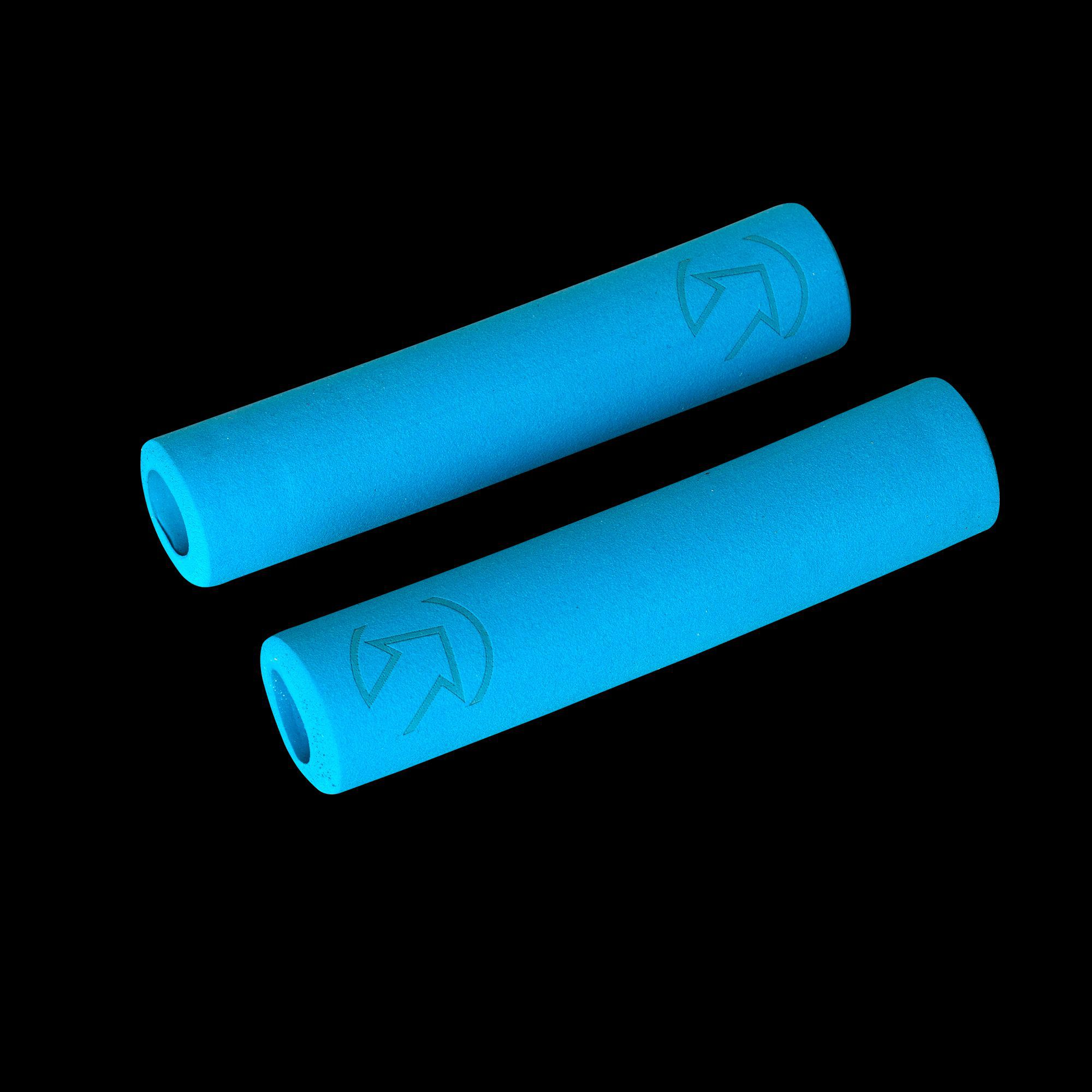 Manopla Shimano Pro Silicone 130mm X 32mm (azul, Vermelha)
